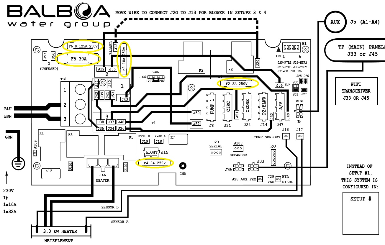 spa circuit board wiring diagram free picture dead hot tub  no power  dead hot tub  no power