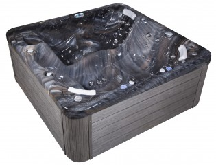 plug & play jupiter 5 seat hot tub