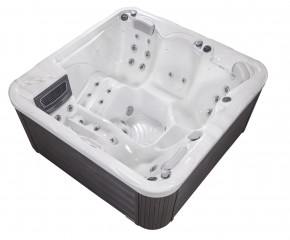 plug & play pluto 5 seat hot tub